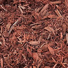 1 cu. yard Red Mulch