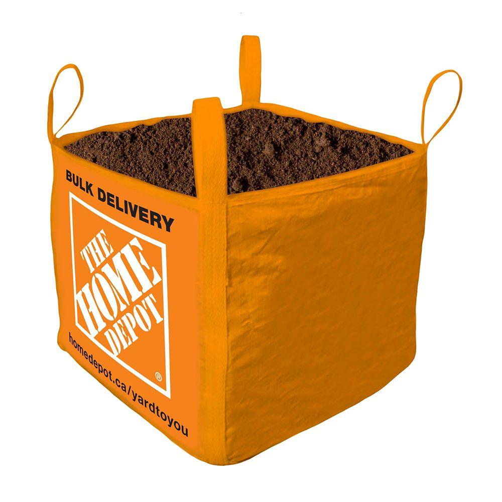 Yard To You Vigoro Premium Garden Soil Bulk Delivered Bag 1 Cubic The Home Depot Canada