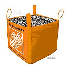 Galets de rivière - Sac livré en vrac - 1 verge cube (20 - 50mm / ¾ - 2 pouces)