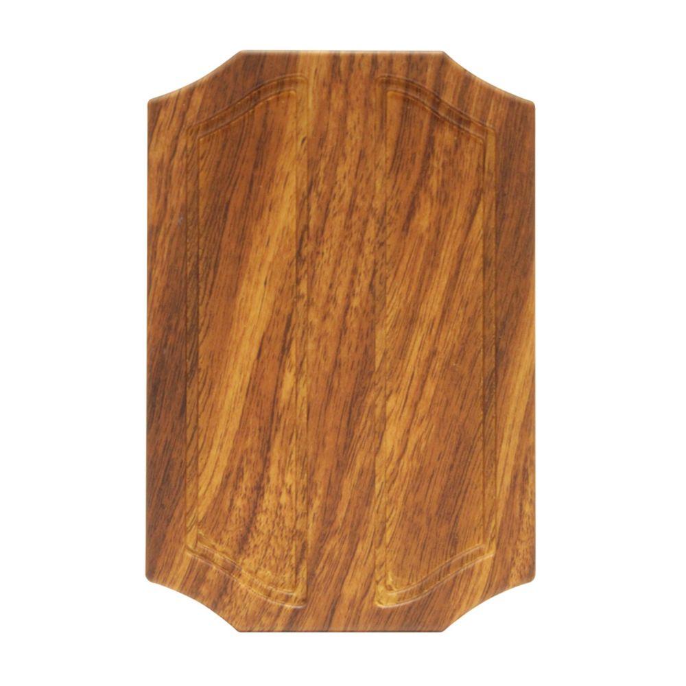 Sans fil ou filaire de Bell porte - Medium Oak Wood