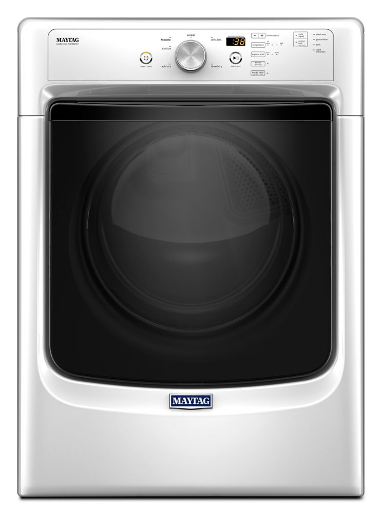 7.4 cu.Feet  Front Load Electric Dryer