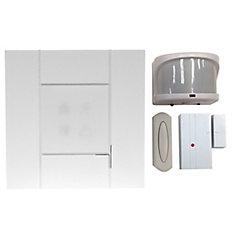 Wireless 4-channel Door Bell and Alert Kit