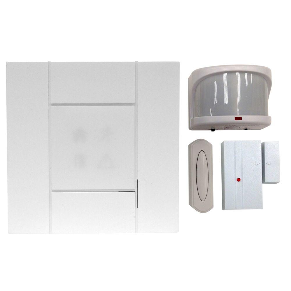 Hampton Bay Wireless 4-channel Door Bell and Alert Kit