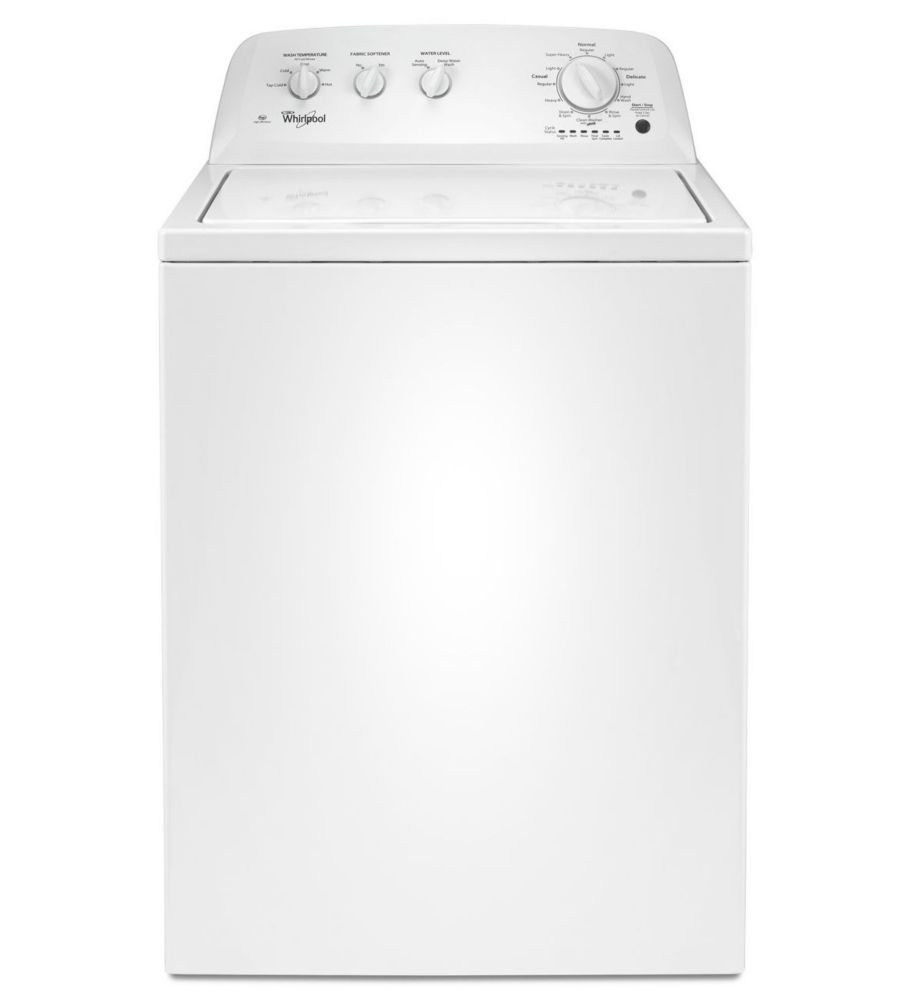 Laveuse à chargement vertical de 4 pi cu (C.E.I.)