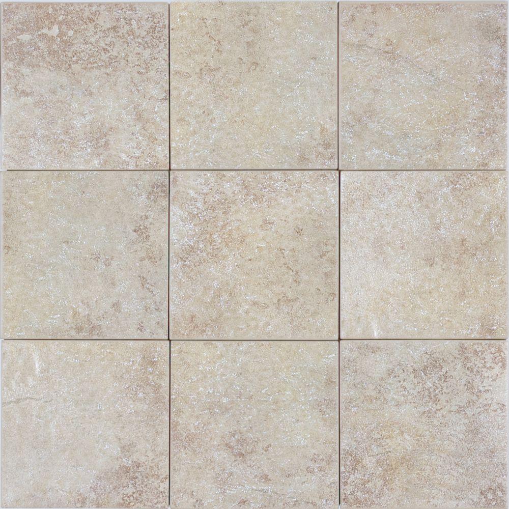 "4""x4"" Pietra Walnut Porcelain Tile (50 pcs / 5.38 sqft per box)"