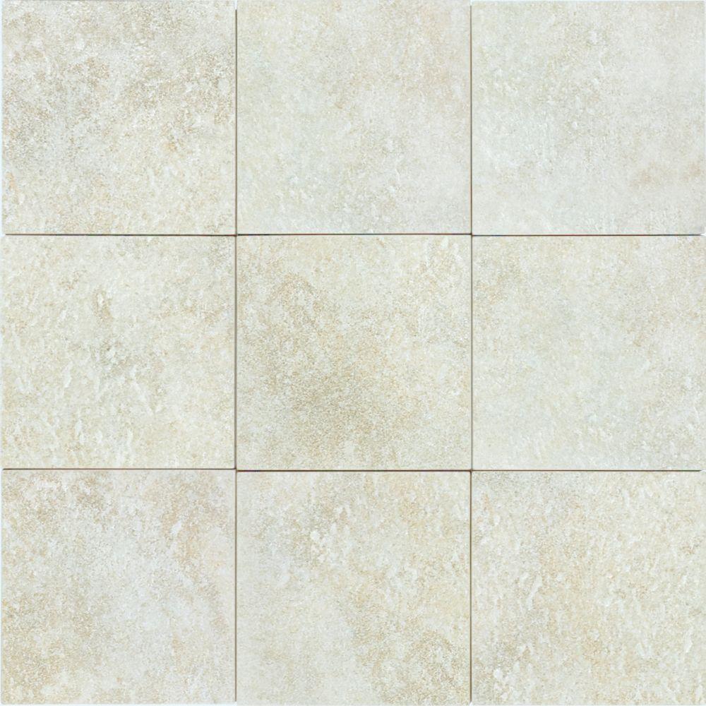 """4""""x4"""" Pietra Desert Porcelain Tile (50 pcs / 5.38 sqft per box)"""