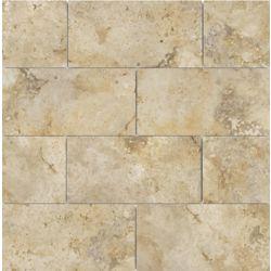 Anatolia Tile 3-inch x 6-inch Capri Giallo Porcelain Tiles, Set of 44 (5.38 sq. ft./case)