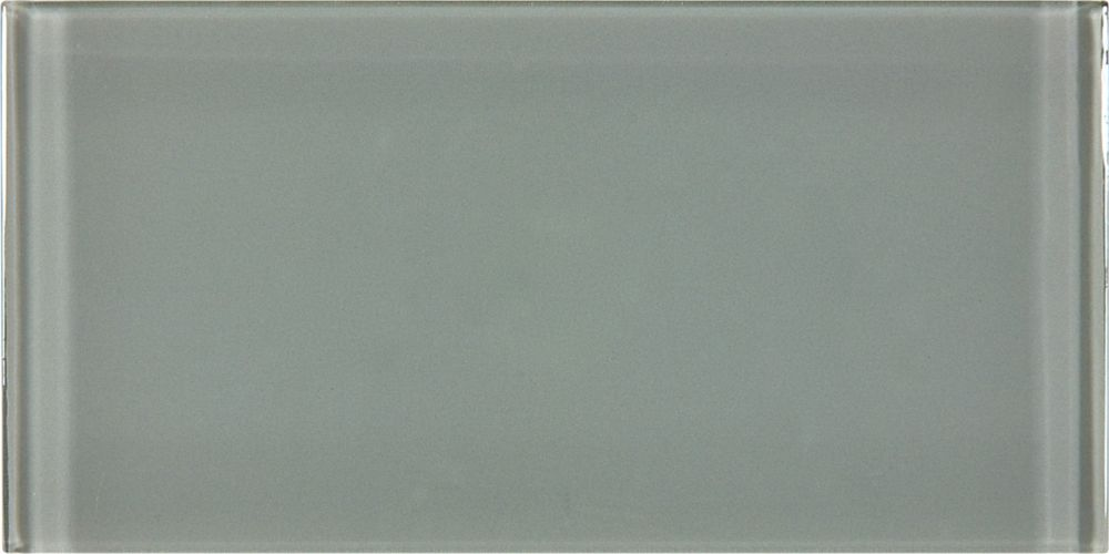 "3""x6"" Shoreline Glass Tile (30 pcs / 3.75 sqft per box)"