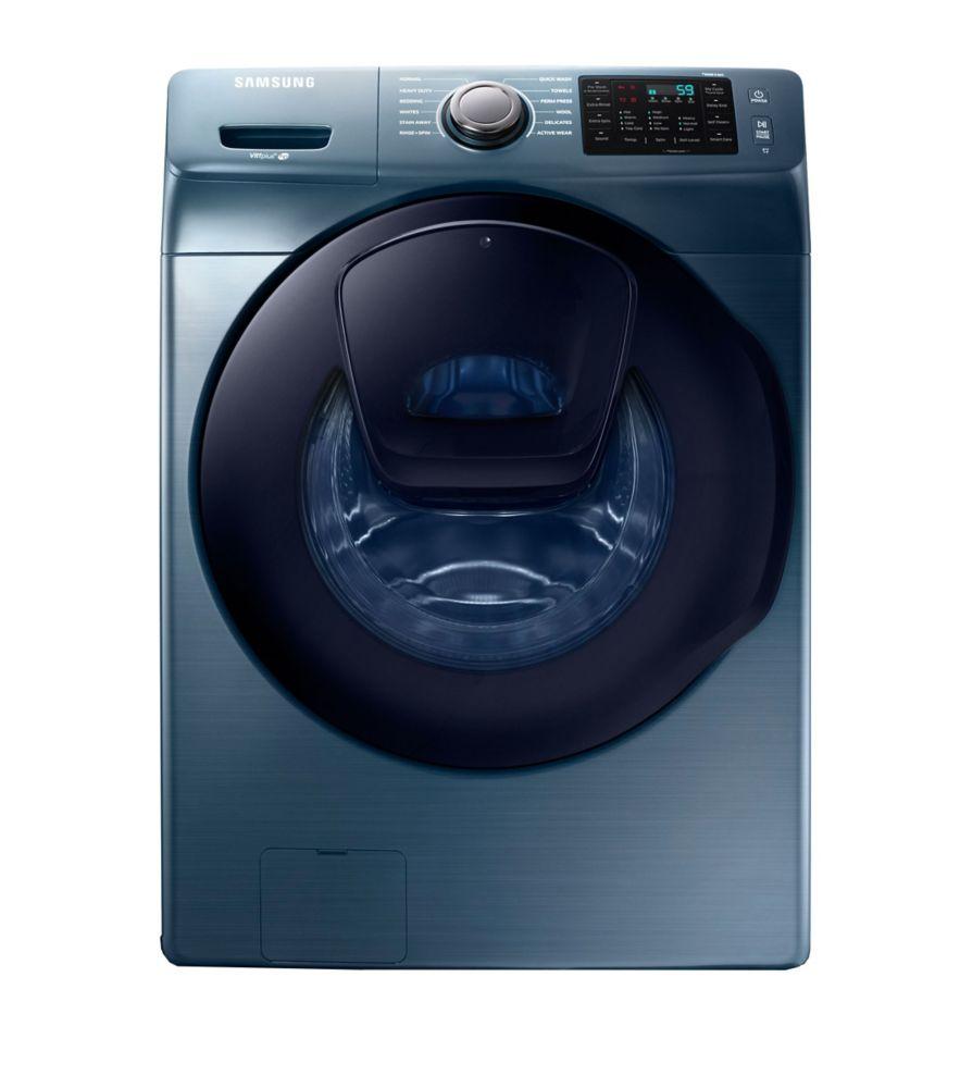 Laveuse à chargement frontal Bleu Saphire de 5,2pi. cube - WF45K6200AZ