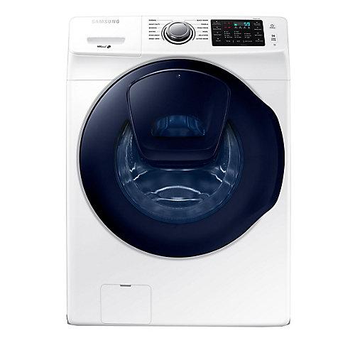 Laveuse à chargement frontal de 5,2 pi3 avec laveuse AddWash en blanc - ENERGY STAR®