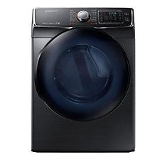 7.5 Cu. Feet Black Stainless Electric Dryer - Dv50k7500ev - ENERGY STAR®
