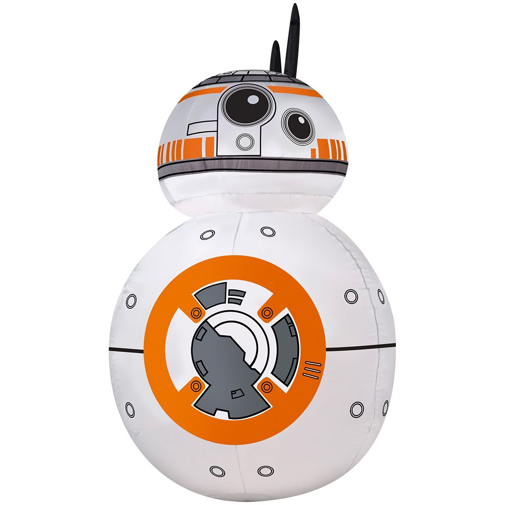 3.5 Foot Inflatable BB 8