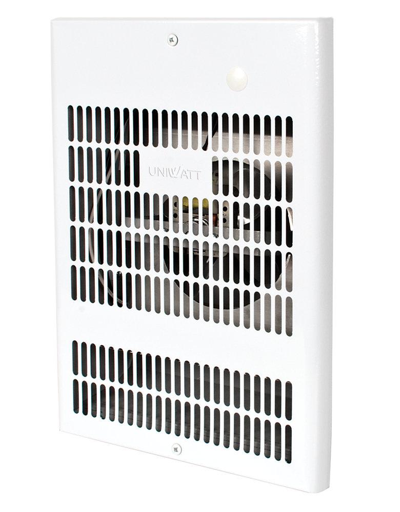 Wall fan forced heater 1000 Watts UWH