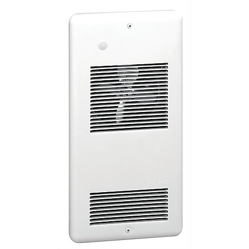 Pulsair Wall fan forced heater 1500 watts