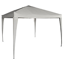 Henryka 10 ft. x 10 ft. Pop-Up Gazebo in Grey
