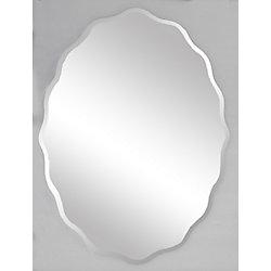Glacier Bay Frameless Mirror