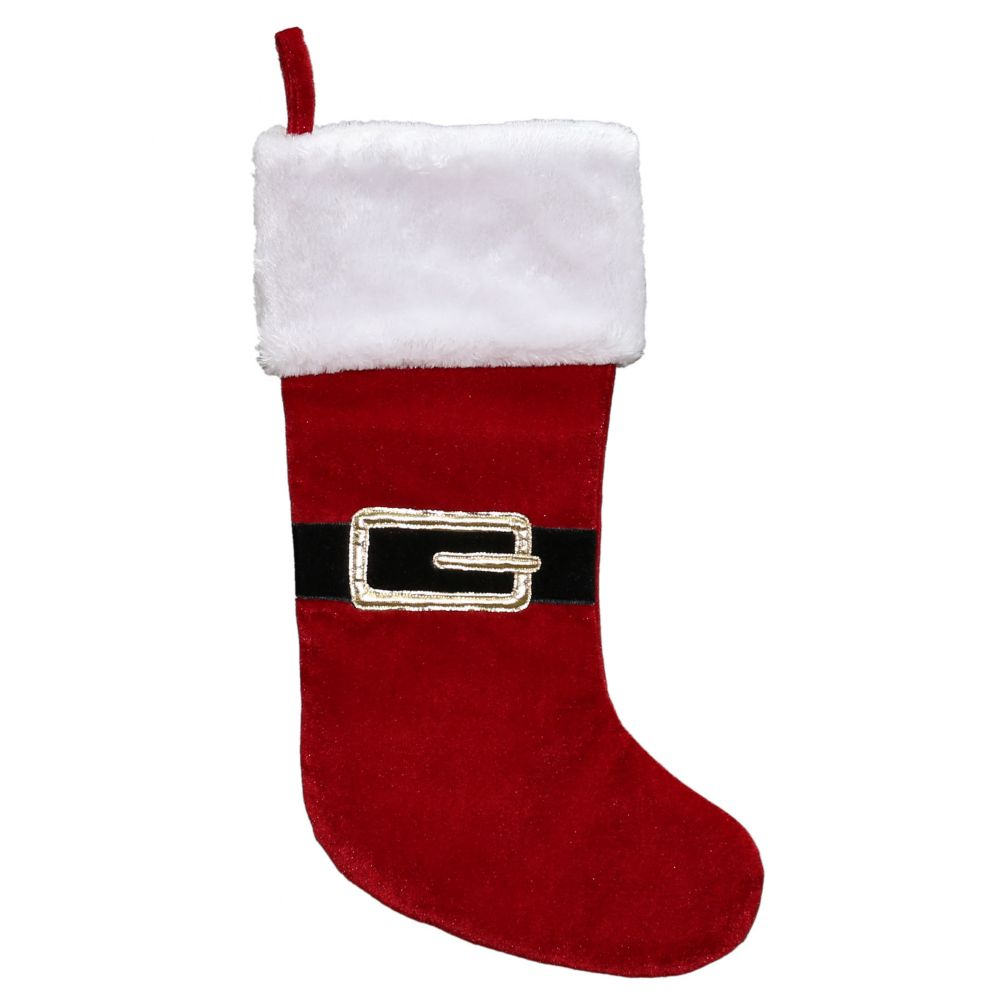 Stocking - Santa's Belt