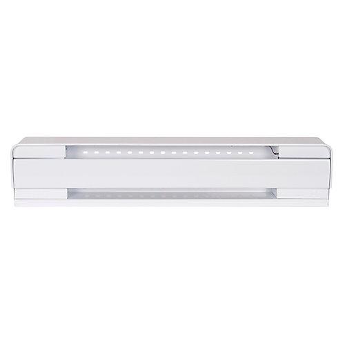 Classic B baseboard heater 500 Watts