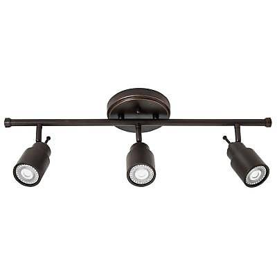 Lithonia lighting 24 inch 3 light led track kit in oil rubbed bronze 24 inch 3 light led track kit in oil rubbed bronze with fixed head aloadofball Gallery