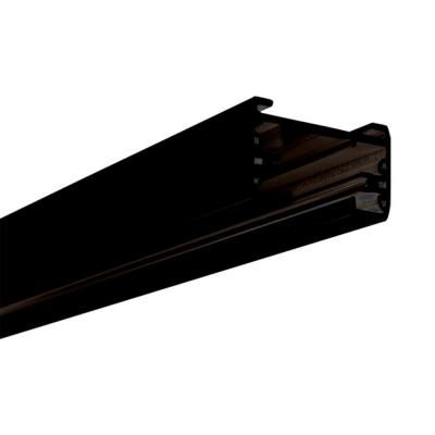 Track Lighting 4 Feet Linear  Track - Black