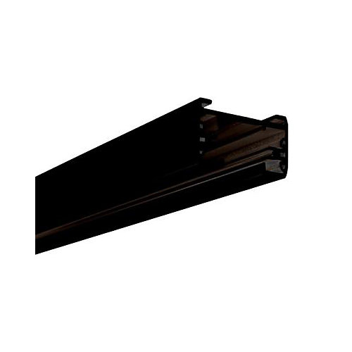 Track Lighting 4 Feet Linear  Track - Black