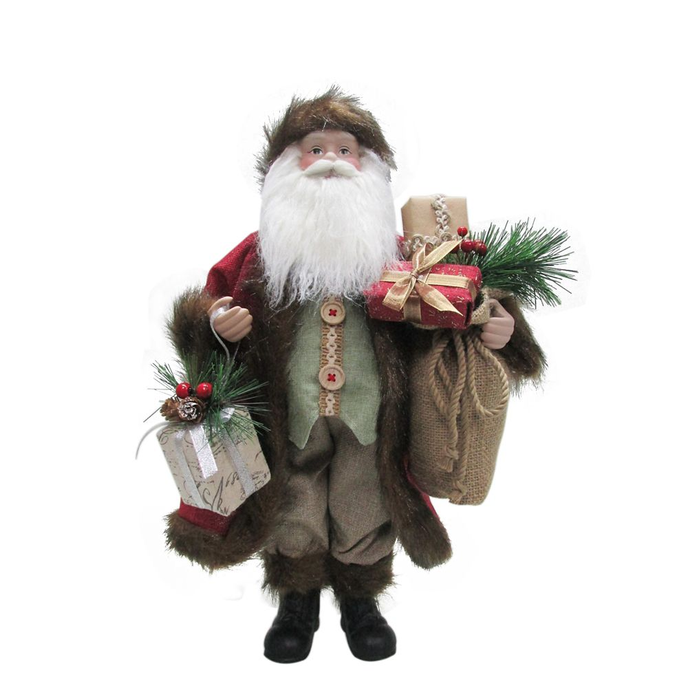 18 Inch Standing Santa Clause