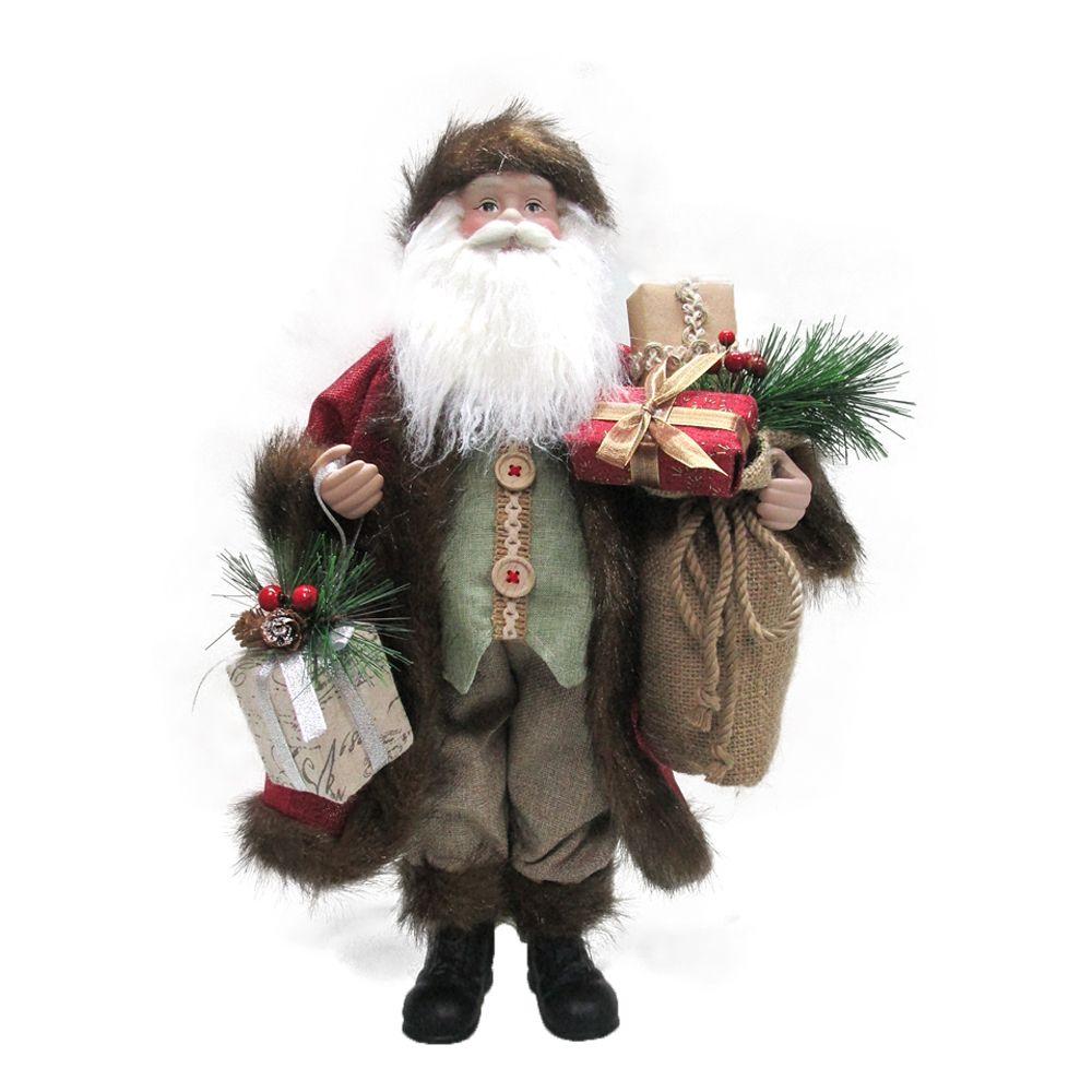 18 Inch Standing Santa