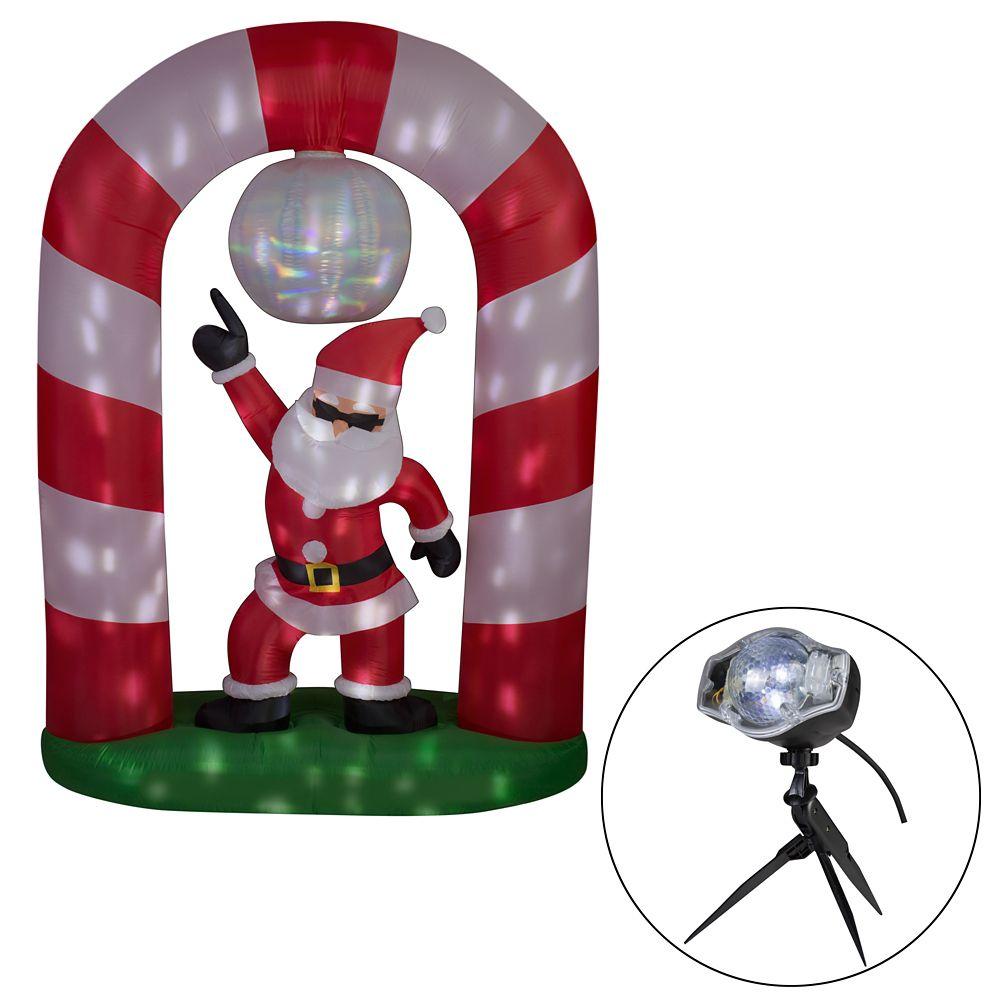 Disco Santa Christmas Night Fever