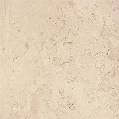 12 Inch x 12 Inch Crema Marble (5 Sq.Ft./Case)