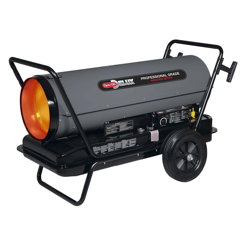 KFA400DGD 400K BTU Kerosene Forced Air Heater