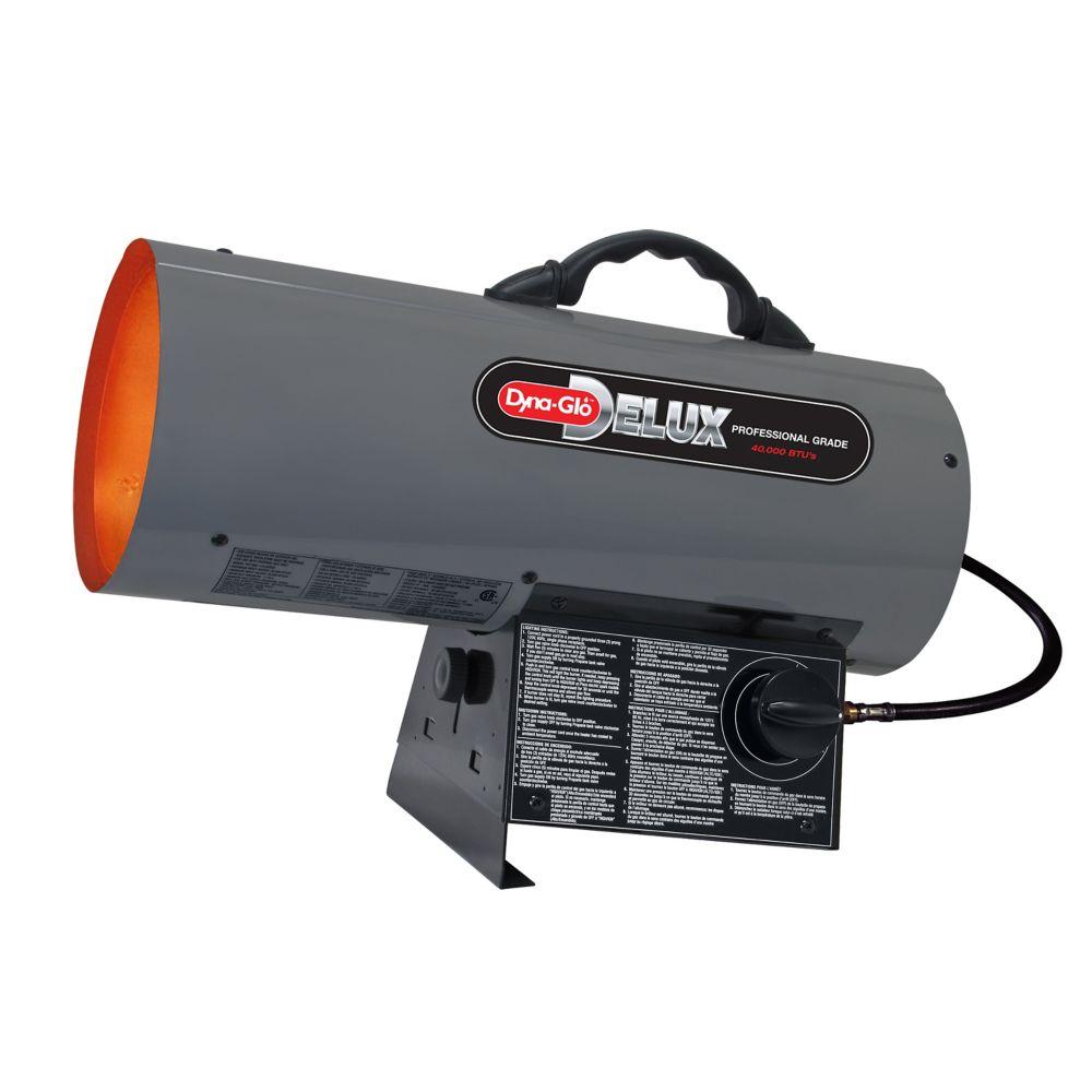 RMC-FA40DGD-01 40K BTU LP Forced Air Heater