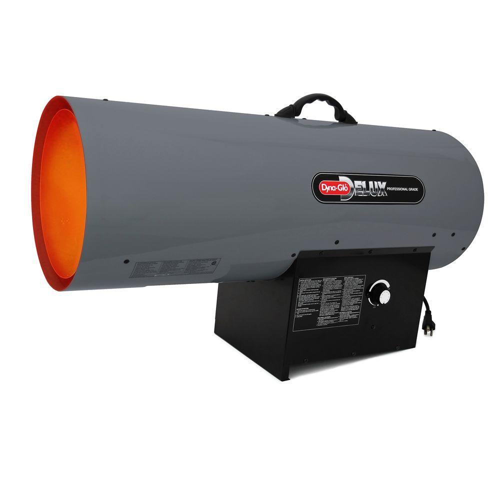 Radiateur à air pulsé au PL de 300K BTU Dyna-Glo Delux RMC-FA300DGD