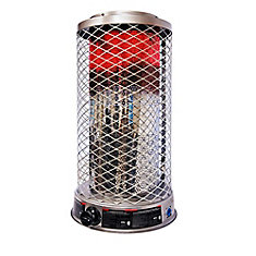 100k BTU Natural Gas Radiant Heater