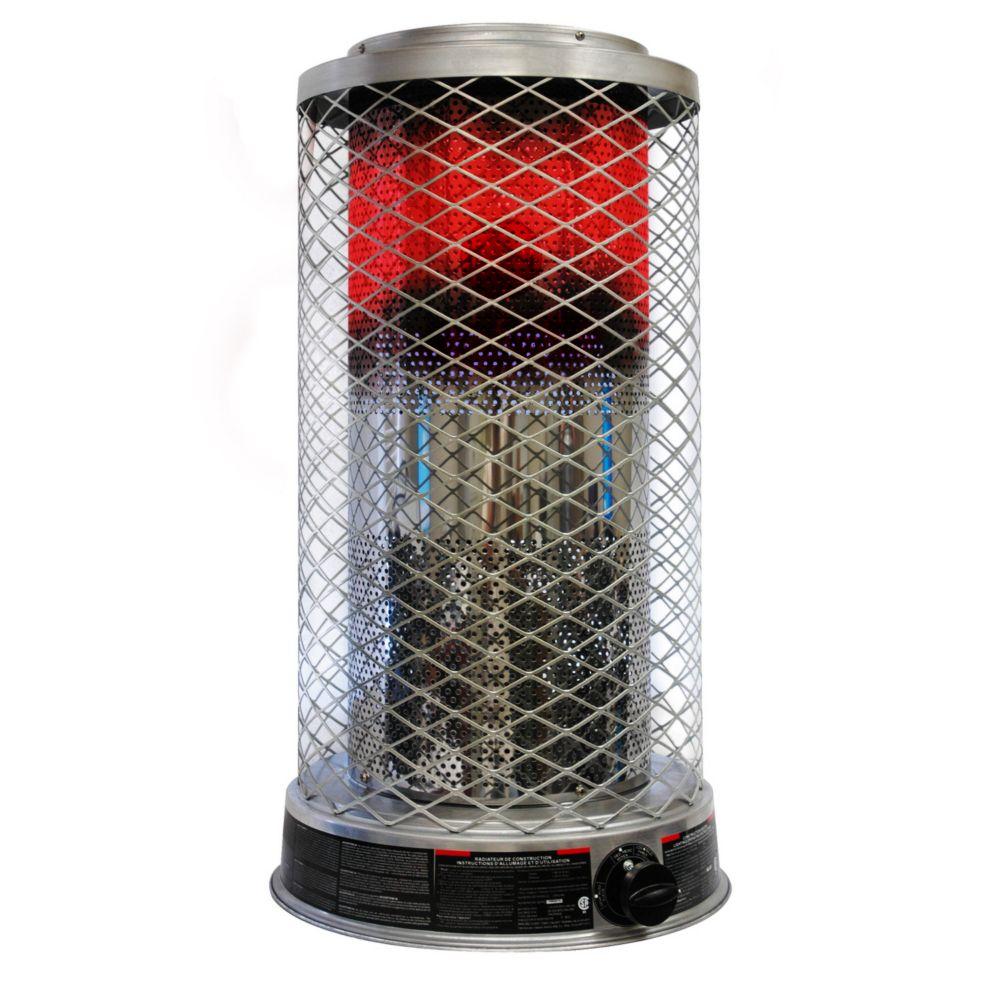 Radiateur radiant au PL de 50K à 125K Dyna-Glo Delux RA125LPDGD