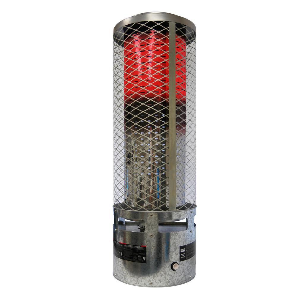 RA250NGDGD 250K BTU Natural Gas Radiant Heater