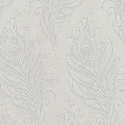 Graham & Brown Plume Papier Peint Colombe/Argent