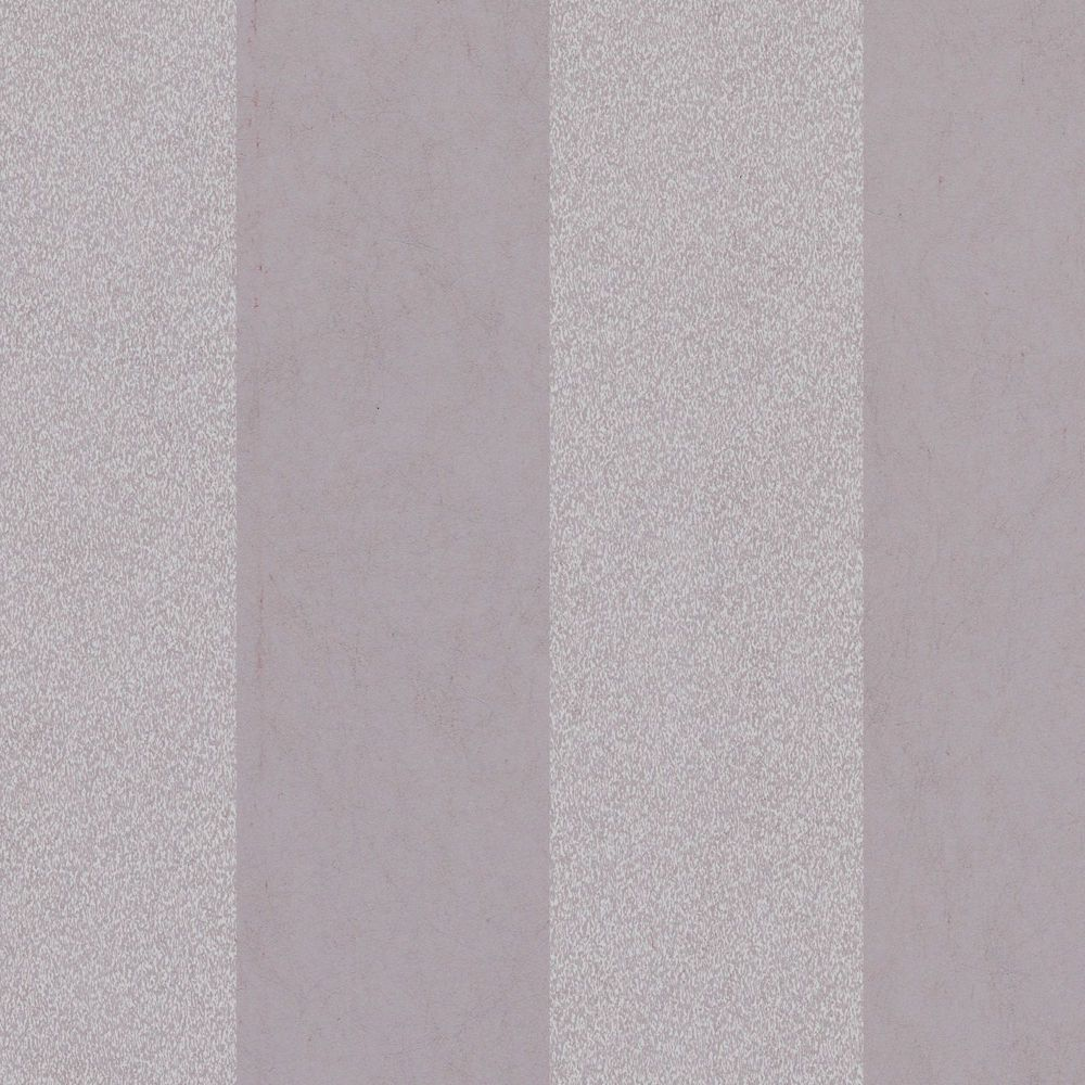 Artisan Stripe Mulberry Wallpaper