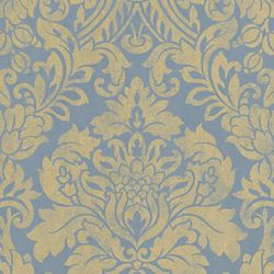 Graham & Brown Gloriana Papier Peint Bleu