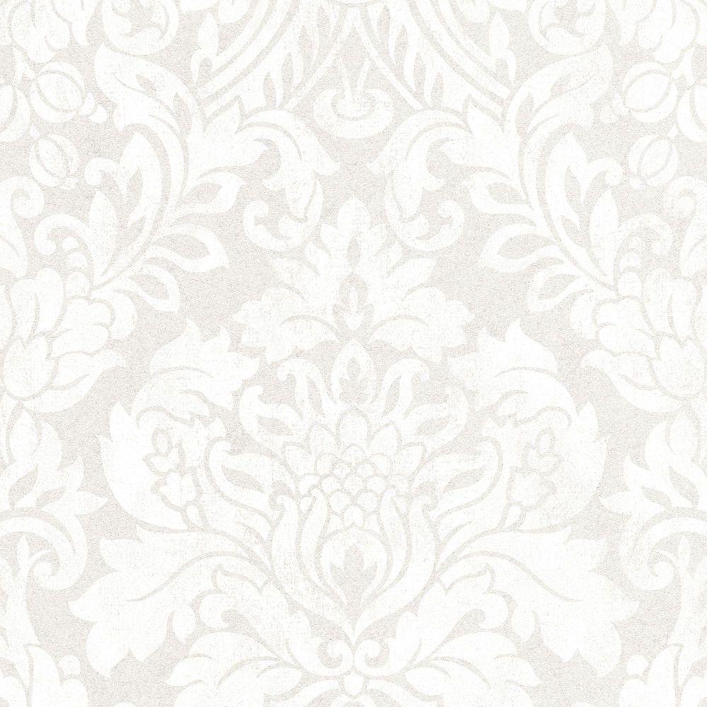 Gloriana Pearl Wallpaper