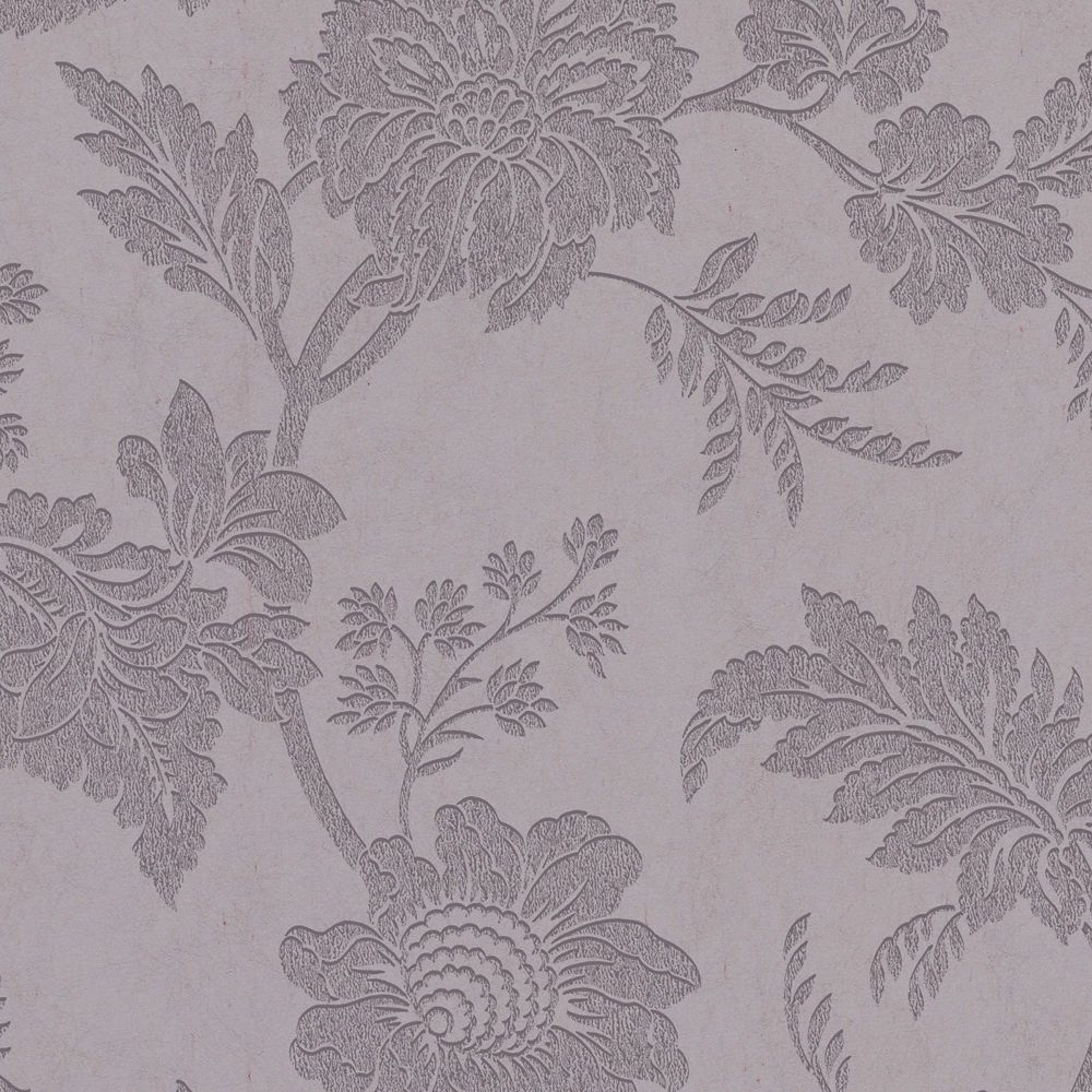 Mystique Mulberry Wallpaper