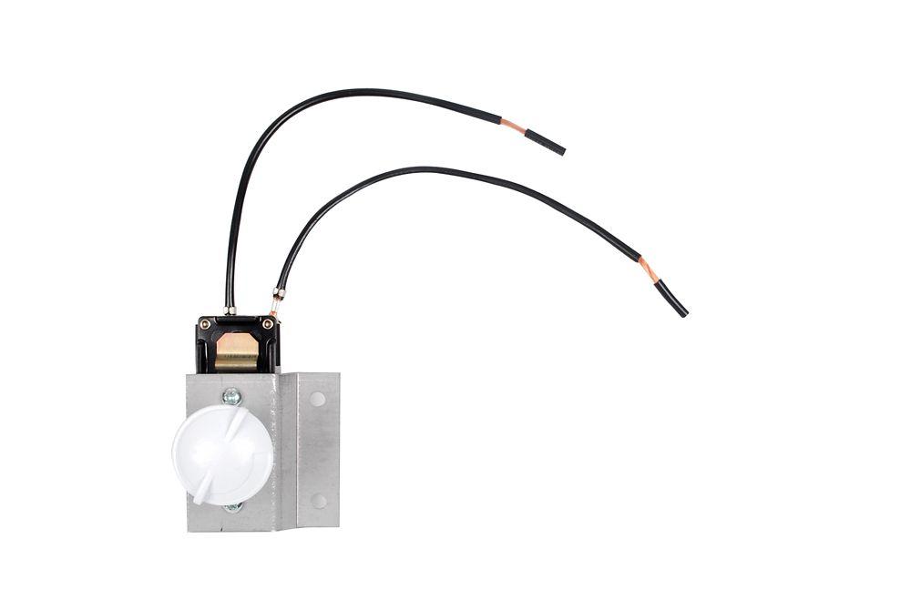 Thermostat intégré unipolaire pour plinthe B