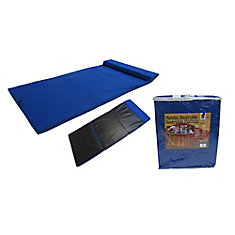 72-inch x 30-inch x 3-inch 3 Blue All Purpose Mattress