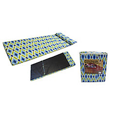 72-inch x 30-inch x 3-inch 3 Diamond Pattern All Purpose Mattress