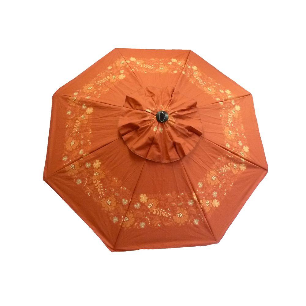 8 Foot Umbrella Steel Frame