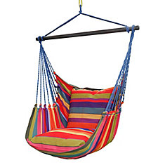 Large Hammock Swing With 2 cushions