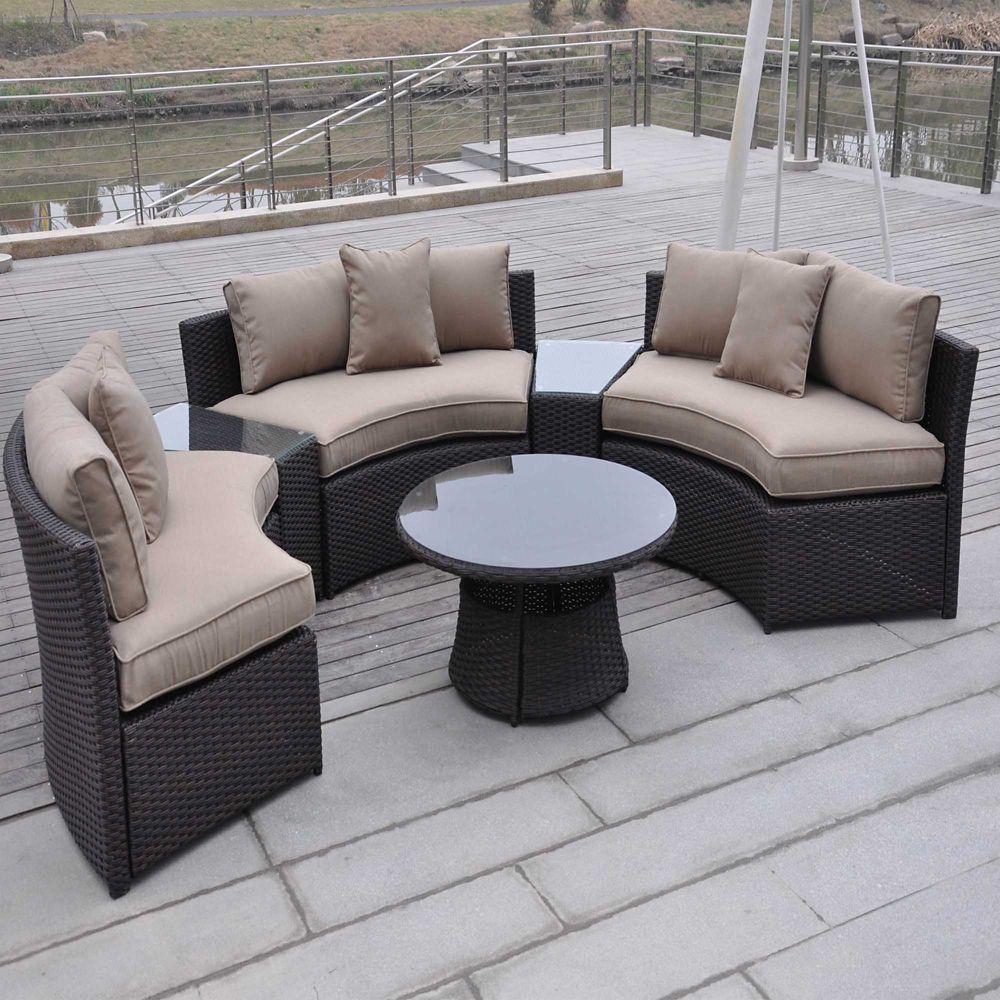 6 Piece Sofa Set