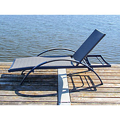 Lounge Chair Blue - 2 Pack