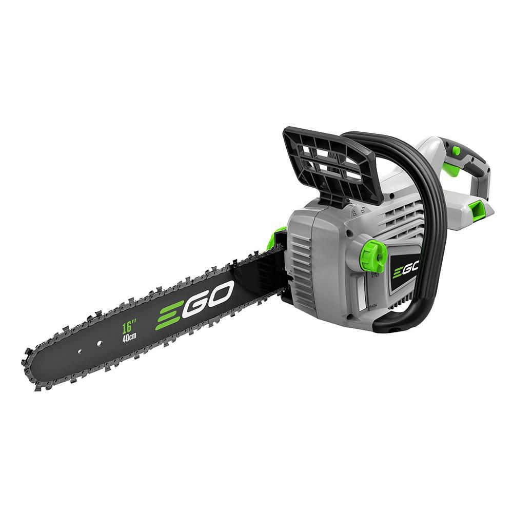 16 Inch 56-Volt Lithium-Ion Cordless Chain Saw-Without Battery And Charger