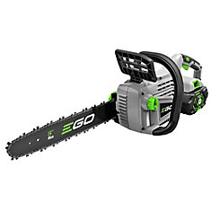 16-inch 56V Li-Ion Cordless Chainsaw with 5.0Ah Battery and Charger Included