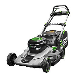 21-Inch 56V Lithium-Ion Cordless Battery Walk Behind Push Mower(Tool Only)